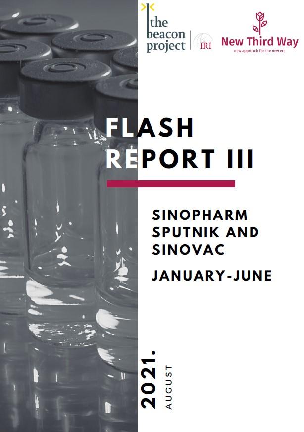 Sinopharm, Sputnik V and Sinovac